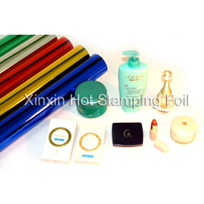 Hot Stamping Foil for The Plastic Material pictures & photos