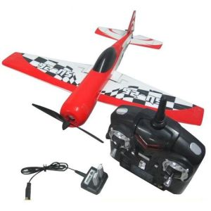 RP-312929 40cm 2.4G 4 Channel Remote Control Beginner RC Airplane Red pictures & photos