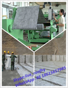 PP&PE Nonwoven Waterproof Membrane/Roofing Underlayment pictures & photos