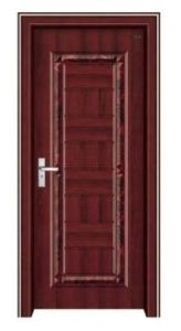 Steel Wood Door (EWS003)