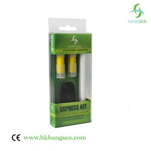 510 Rechargeable Mini E Cigarette in Blister Box Packing pictures & photos