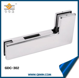 Glass Hardware Corner Clamp Stainless Steel 304 Glass Door Pacth Fitting (GDC-302) pictures & photos