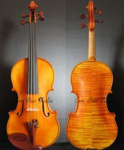 Violin Copy of Big Guarneri 357mm (SV-331)