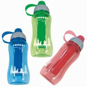 400ml Plastic Cooler Bottle With Freezing Stick (XL-7008)