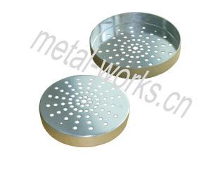 Perforated Aluminum Part pictures & photos
