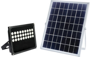 20W Solar PIR LED Flood Light pictures & photos