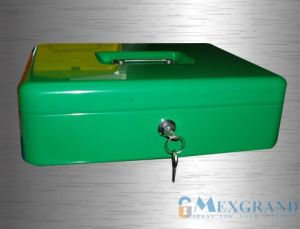 Mechanical Cash Box /Money Box with Tray (A-2 Series) pictures & photos
