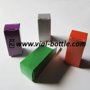 Colorful Carton Boxes for 10ml Injection Vials Packing pictures & photos