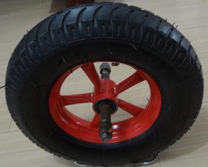 400-8 Rubber Wheel for Barrow