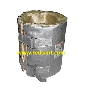Heating Pipe Insulation Cover pictures & photos