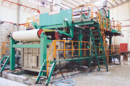 Made in China Henan Zhengzhou Tissue Paper Making Machine, Paper Mill in Roll, pictures & photos