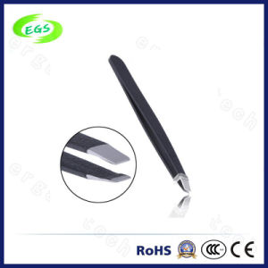 Wholesale Black Antistatic ESD Plastic Tweezers pictures & photos