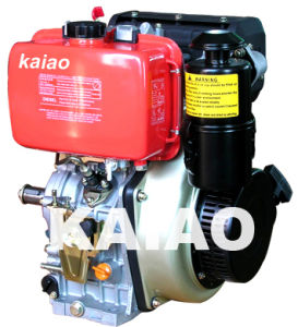 8.6HP Single-Cylinder Diesel Engine pictures & photos