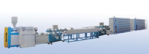 Polyethylene Monofilament Extruder Line pictures & photos