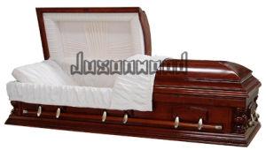 Wood Casket (JS-A124)