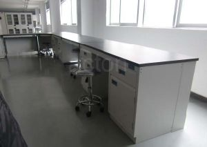 Laboratory Wall Bench (AS-04)