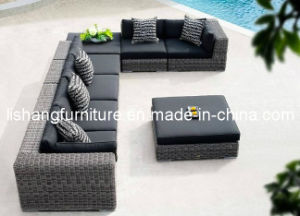 Foshan Garden Furniture Patio Outdoor Furniture Sofa