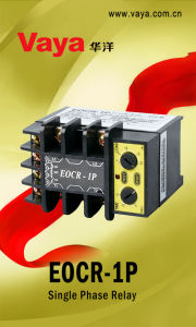 EOCR-1P Single Phase Relay