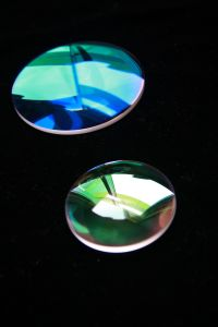Sapphire Lenses for Semiconductor pictures & photos