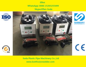 Electrofusion Welding Machine for PE Pipes and Fittings Sde500 pictures & photos