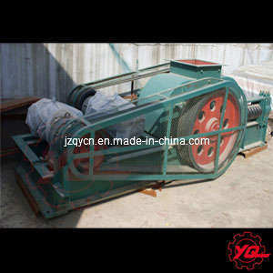 Double Rollers Stone Crusher Hot Sell in China