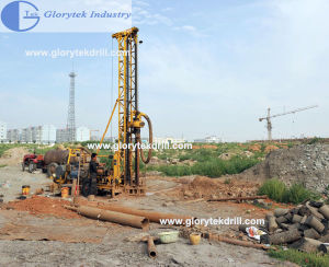 GLII Trailer Water Well Drilling Rig pictures & photos