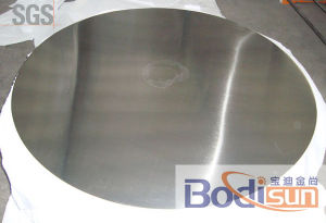 Aluminium Circle for Traffic Sign, Name Tag Plate (1050/1060) pictures & photos