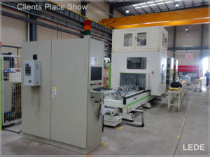 Auto Bumper CNC Aluminum Milling Machine Center with 5 Axis
