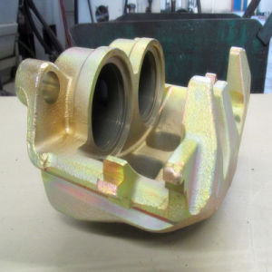Iron Casting/Sand Casting Brake Caliper with ISO9001