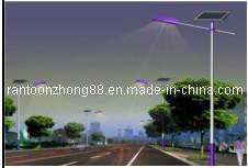 Solar Power LED Street Light (JUM-SR002-30W)