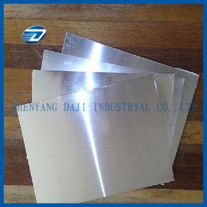 Shenyang Daji Gr12 Titanium Sheet pictures & photos