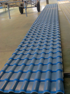 PMMA Coated Roof Tile