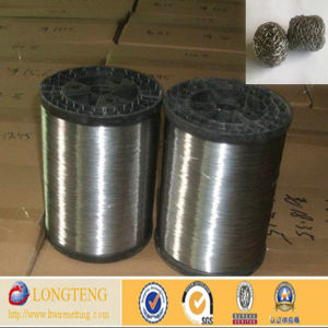 0.13mm 15kg High Zinc Galvanized Scourer Wire (LT-032)