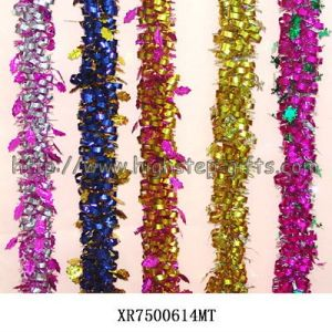 Christmas Tinsel Garland (6FT/9FT) pictures & photos