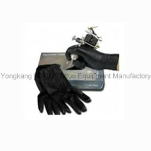 Tattoo Supplies Professional Disposable Latex Tattoo Gloves pictures & photos