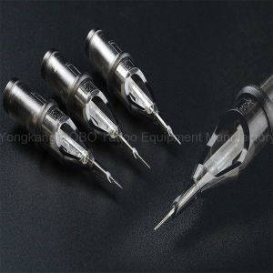 Newest High Quality Stainless Steel Sterilized Tattoo Needle Cartridge pictures & photos