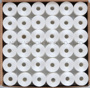 Sideless Embroidery Prewound Bobbins (Style L) pictures & photos