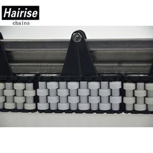 Real Manufacturer of Plastic Conveyor Side Roller Guide Rail pictures & photos