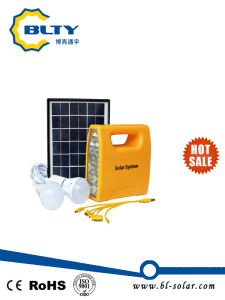 5W Solar Home Lighting System pictures & photos