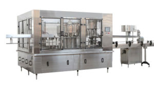 Auto Small Beverage Bottling Machine with High Quality 8000b/H pictures & photos