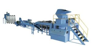 Waste PP / PE Film Washing/Recycling Plant pictures & photos