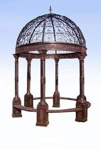 Cast Iron Gazebo (XY0919)