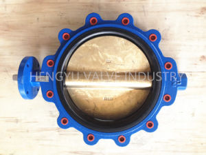 Lug Type Midline Butterfly Valve pictures & photos