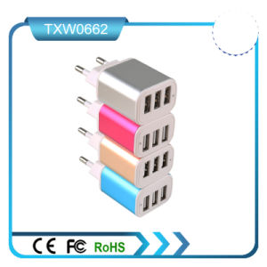 Phones Wall Charger Universal Wall Socket USB Wall Charger pictures & photos