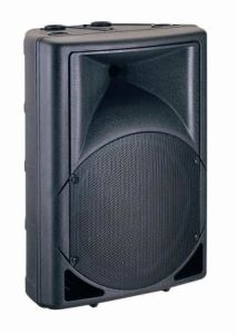 15′′ 2way Plastic DJ Speaker Box with USB SD PS-0215bt pictures & photos
