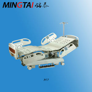 Electric ICU Hospital Bed M7 pictures & photos