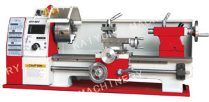 Variable Speed Mini Lathe pictures & photos