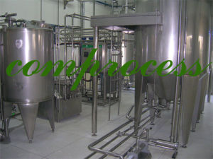 Pasteurized Milk Process Line for Making