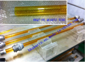 Quartz Tube C/W Kapton Tape Quartz Tube PE pictures & photos
