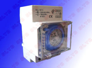 SUL 181H 24 Hours Mechanical Timer Rail-DIN/Time Switch